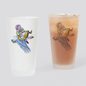 CafePressMotherGoose Drinking Glass