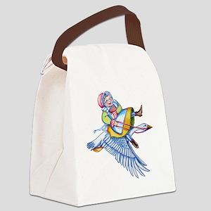 CafePressMotherGoose Canvas Lunch Bag