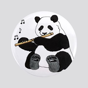 "cafepress panda1 3.5"" Button"