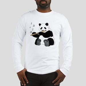 cafepress panda1 Long Sleeve T-Shirt