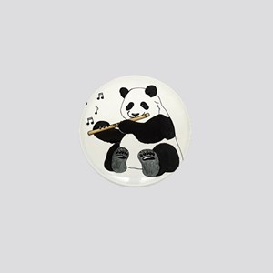 cafepress panda1 Mini Button