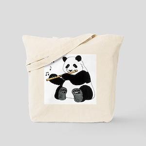 cafepress panda1 Tote Bag