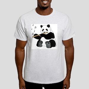 cafepress panda1 Light T-Shirt