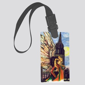 Angel Large Luggage Tag
