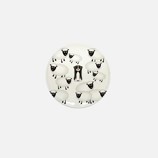 sheepies Mini Button