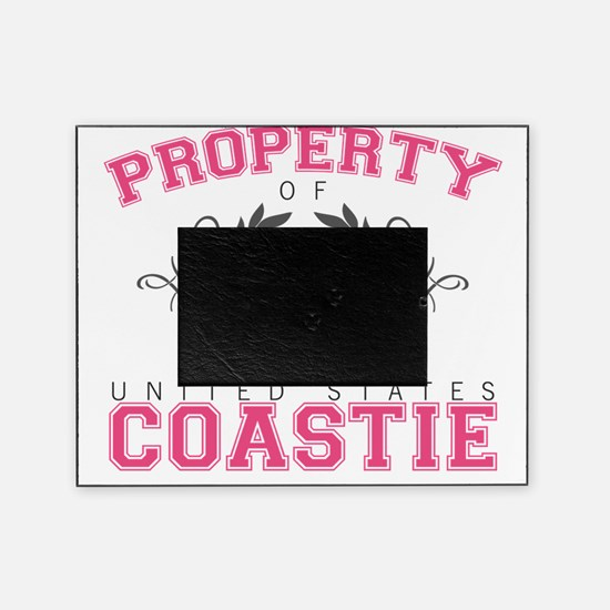 propertyofacoastie2 Picture Frame