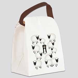 sheepies Canvas Lunch Bag