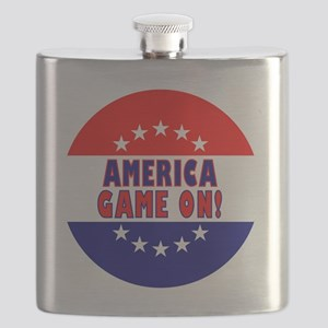 RoundButtonsMagnetsAmericaGameOn Flask