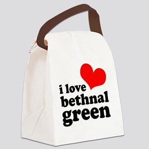 ilbethnalg Canvas Lunch Bag