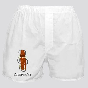 Orthopedics RUST KNEE Boxer Shorts