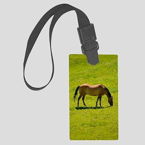 Horse_ipad Large Luggage Tag