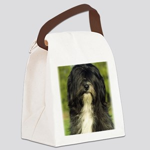 Tibetan Terrier 9J43D-05 Canvas Lunch Bag