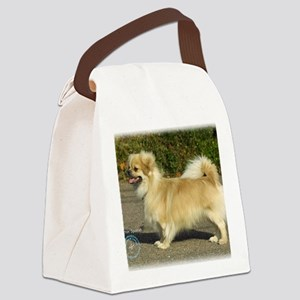 Tibetan Spaniel 9B040D-05 Canvas Lunch Bag