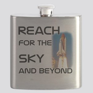 reach for the sky and beyond Flask