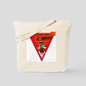 SSI-  MARINE AIRCRAFT GROUP 16 Tote Bag