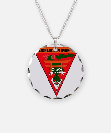 SSI-  MARINE AIRCRAFT GROUP  Necklace
