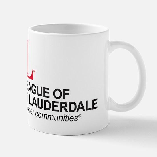 Small JL tee logo Mug