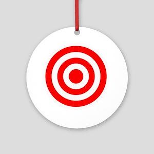 target Round Ornament