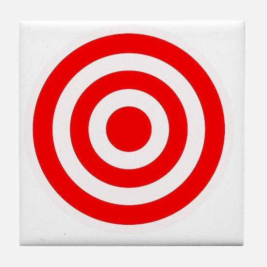 target Tile Coaster