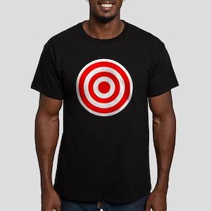 target Men's Fitted T-Shirt (dark)