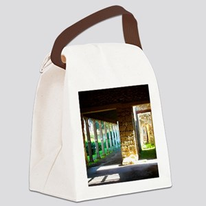 pompeii Canvas Lunch Bag