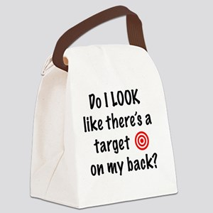 targetFront Canvas Lunch Bag