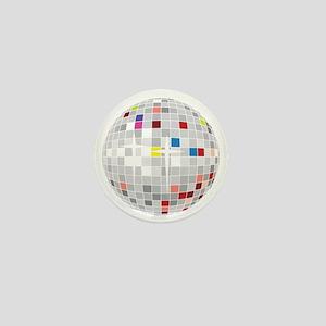 discoball1 Mini Button