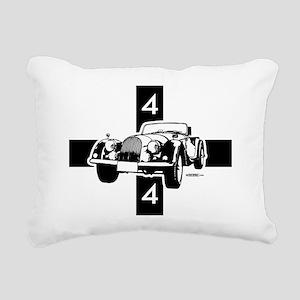 morgan-002-44 Rectangular Canvas Pillow
