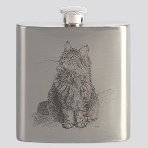 mitty-4in Flask