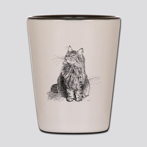 mitty-4in Shot Glass