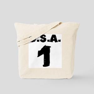 ridin-solo-t-shirt back Tote Bag