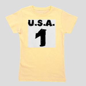 ridin-solo-t-shirt back Girl's Tee
