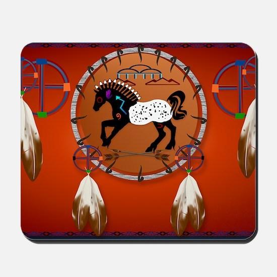 Yard SigN-Horse n Arrows Mousepad