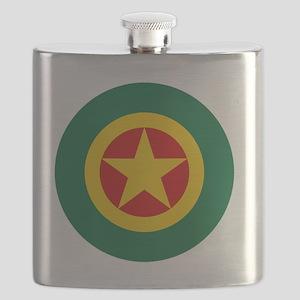 831x3-Roundel_ethiopia Flask