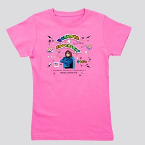 pinball_decal1 Girl's Tee