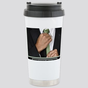 16x20_suitup_h Stainless Steel Travel Mug