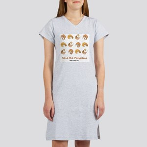 pangolin design 16May11 Women's Nightshirt