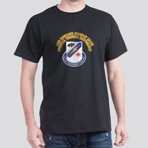 DUI - 3rd BCT - Special Troops Bn with Text Dark T