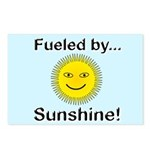 Fueled by Sunshine Postcards (Package of 8)