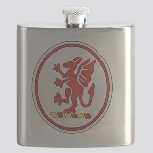13th Field Artillery Battalion Patch Flask