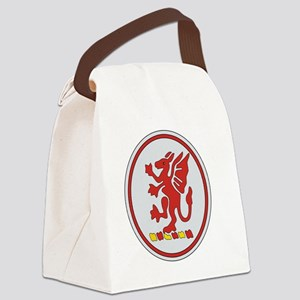 13th Field Artillery Battalion Pa Canvas Lunch Bag