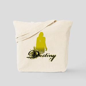 hope-solo-destiny-shirt-black Tote Bag