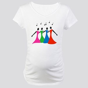 singingaloud Maternity T-Shirt