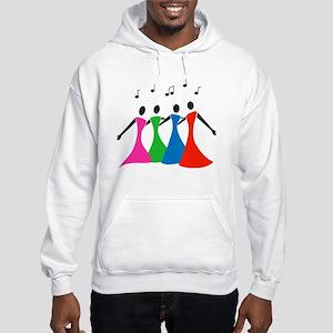 singingaloud Hooded Sweatshirt
