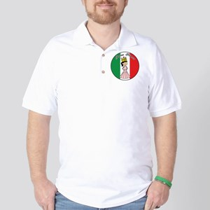 Italian Princess Shirt Golf Shirt
