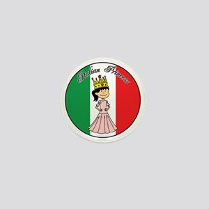 Italian Princess Shirt Mini Button