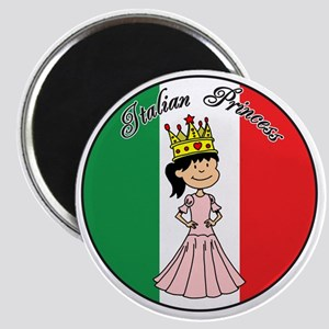 Italian Princess Shirt Magnet
