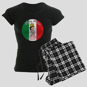 Italian Princess Shirt Women's Dark Pajamas