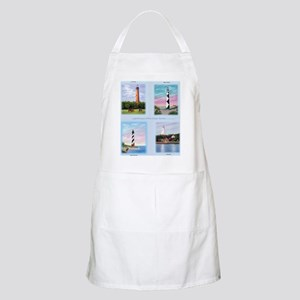 Lighthouses Outer Banks tall Apron