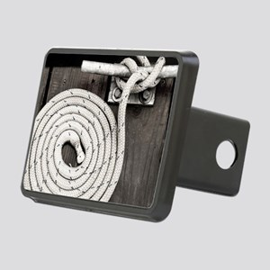 boat knot Rectangular Hitch Cover